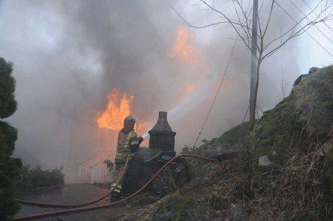 Sommeren 2018 ble en helt spesiell og tørr sommer med høy skogbrannfare og mange branner.