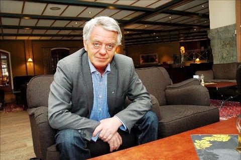 FORLATER PARTIET: Olaf Nils Diserud forlater Frp etter 40 år. Han kjenner seg ikke lenger igjen i partiet.
