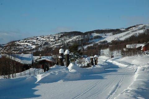Det vil fortsatt være vinter og snø på Beitostølen om 100 år.
