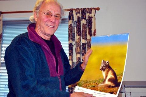 Vil verne: Fred Kuyper i Naturvernforbundet.