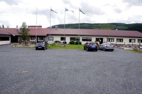 Campingplass: Det er i området nedenfor Valdres Høyfjellshotell i Steinsetbygda at det er planer om å etablere campingplass, i likhet med Lenningen.