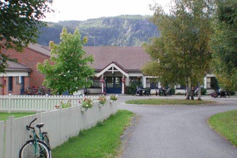 Hva nå: Fram til en ny fløy står klar på Fagernes, vil det være drift ved lokalene i Aurdal. Hva som vil skje etterpå er foreløpig uklart.