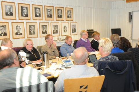 Gruppemøte: Senterpartiet ba om gruppemøte i saken om innføring av egenandel på hverdagsrehabilitering.
