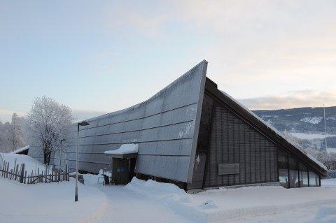 Holder det her: Valdresmusea har sin juleavslutning på huset.