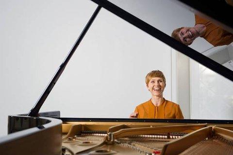 Ingrid Andsnes er ei av Norges fremste pianistar.