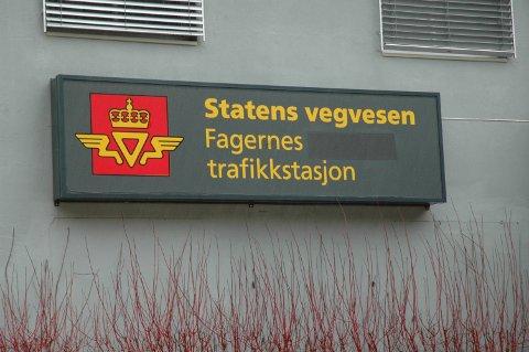 Utrygge: Tretten arbeidsplasser ved vegstasjonen på Fagernes står i fare for å bli borte.