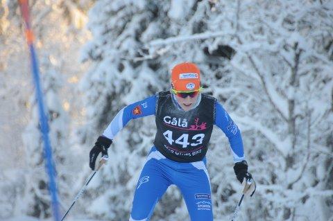 Gjennomkjøringer: Skiskytter Hilde Eide gikk alle de tre norgescuprennene, og havnet plasseringsmessig på 30-tallet på alle tre.
