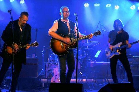 Kommer lørdag: Trond Svendsen og Tuxedo kommer til Bryggerihuset på Beitostølen lørdag kveld.