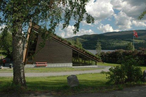 I februar ble det oppdaga lekkasje i taket på administrasjonsbygget på Valdres Folkemuseum.