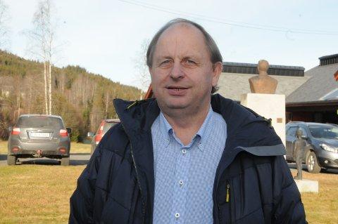 Mye taletid: For første gang i historien har Etnedal kommunestyre en representant fra Frp, og Harald Bjerknes (58) har allerede markert seg med mye taletid.