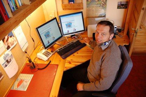 Redaktør: Arne Heimestøl er redaktør i Hedalen.no, som i 2020 fyller 20-års jubileum.