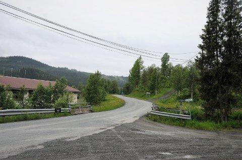 Camping: Det er i dette området ved Stafseng i Nord-Etnedal at Jarle Magne Lunde ønsker å etablere campingplass.