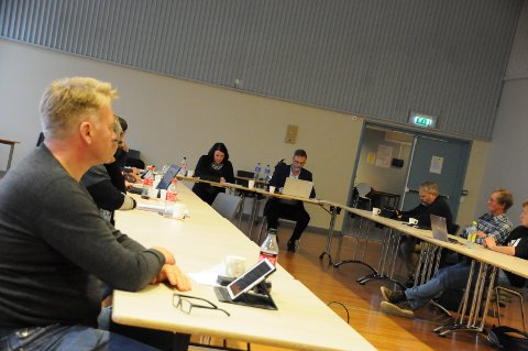 Ikke i sal: Torsdagens kommunestyremøte i Etnedal vil foregå digitalt, og ikke fysisk i samfunnssalen på Etnedal skule.