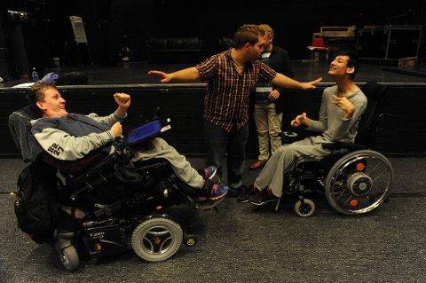 Det Grenseløse Teateret utvider tilbudet og starter en egen juniorgruppe nå i høst.