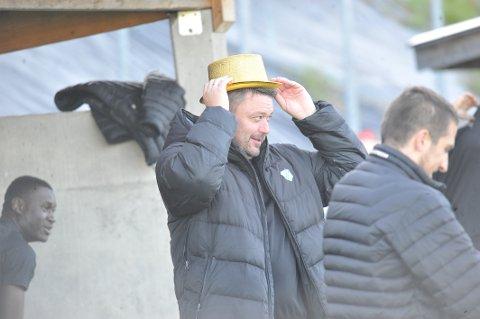 VANT SERIEN TO GANGER: Bent Inge Johnsen vant 4. divisjon med GIF både i 2016 og i 2017, men det var først i fjor han kunne feire opprykk.