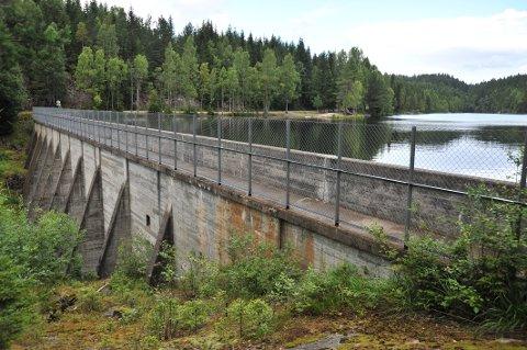 FÅR HJELP:Nittedal kommune får hjelp fra staten til å sette i stand den så populære Høldippeldammen på Rotnes.
