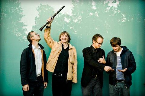 TIL NITTEDAL: Geirg Reiss kvartett spiller i Nitedalens Jazzclub på onsdag.