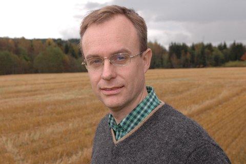 NYORGANISERING:Landbrukssjef Knut Samseth må finne svar på mange spørsmål etter at det sist uke ble klart at Lillestrøm trekker seg ut av Regionkontor landbruk fra 1. januar 2020. Arkivfoto