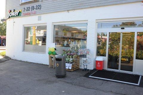 NEI TIL ØL: Politikerne i Nittedal nekter å gi den nyåpnede dagligvarebutikken Joker på Rotneshjørnet tillatelse til å selge alkohol.
