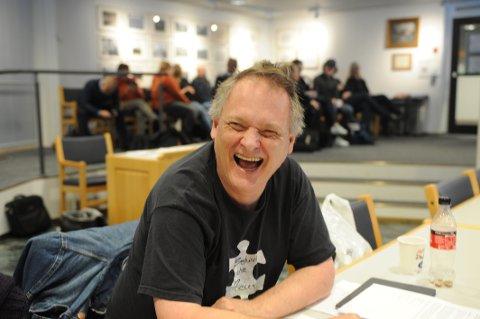 Atle Skift er jublende glad over å ha blitt  Røds aller første kommunestyrerepresentant i Nittedal.