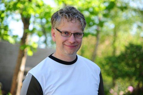LEDER KLAGENEMND: Øyvind Nerheim (KrF) er valgt til leder av Nittedal kommunes klagenemnd.