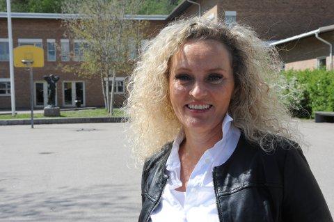 LYTTERTILELEVENE:Siri Kristin Karlsen er nestleder i FAU og ballansvarlig blant foreldrene på Li skole.