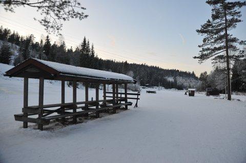 STORE PLANER: Først og fremst skal det byttes lys, men GIF har flere planer for skianlegget i Bjønndalen i år.
