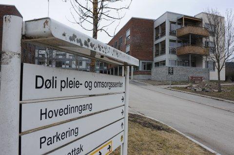 KUN INTERNT: Nittedal kommune søkte internt og fikk en søker til stillingen som vikarierende avdelingsleder ved langtidsavdelingen ved Døli pleie- og omsorgssenter.