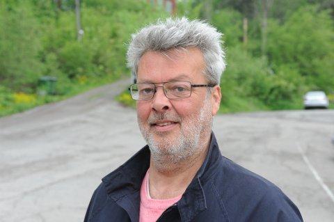 Kjell Kjepperud, leder av Mental Helse Nittedal.