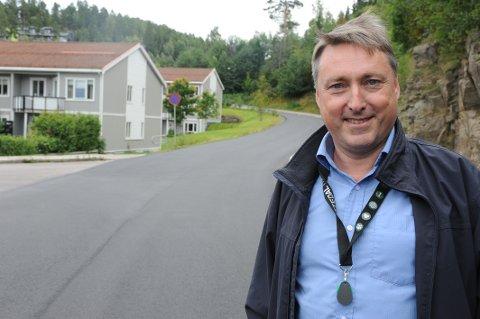 Varaordfører Inge Solli, Venstre.