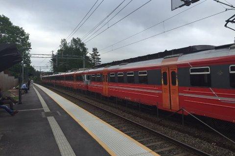 Togene går nå som normalt etter Østfoldbanen ble stengt tidligere i dag.