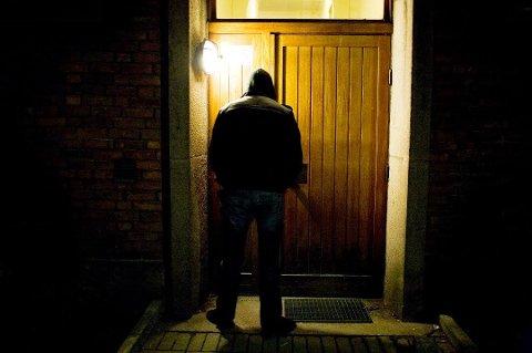Natt til fredag brøt to menn seg inn i en bolig i Vestby. (Illustrasjonsfoto)