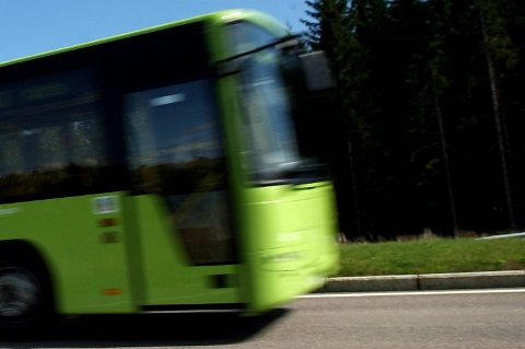 POPULÆR: Stadig flere tar bussen.