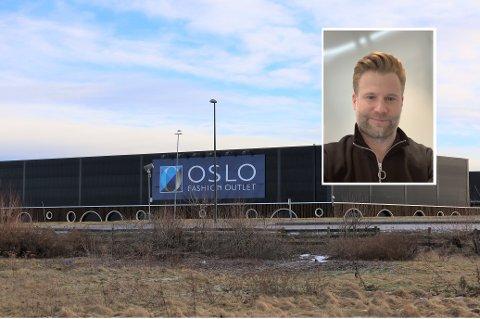 SPENNENDE: – Oslo Fashion Outlet er et veldigspennende konsept, som vi ønskerå væreen del av, sier retailmanageri Jack and Jones, Lars Svende.
