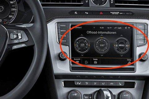 ORGANISERT KRIMINALITET: Tyvene opererer svært profjesjonelt og er ute etter én ting: Navigasjons- og multimedia-enhetene på biler fra Volkswagen-konsernet.