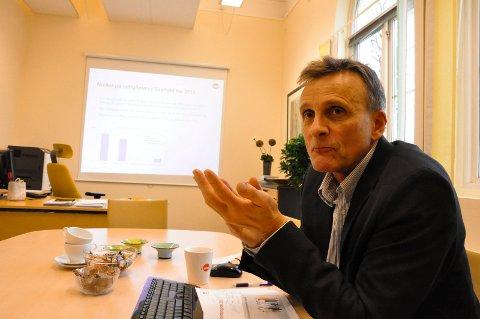 VIKTIG MED MOBILITET: Fylkesdirektør for Nav i Vestfold og Telemark viser til at yrkesmessig og geografisk mobilitet er viktig for både norsk økonomi som helhet og den enkeltes situasjon.