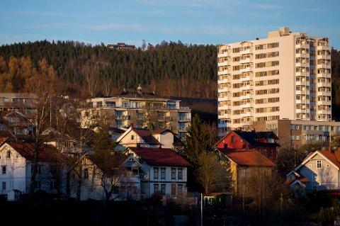 KRITISK MED RENTEØKNING: Det anslås at 300.000 låntakere ikke vil tåle en høyere boligrente.