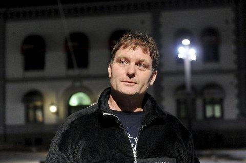 BER OM RETTFERDIGHET: - Jeg synes jeg har blitt veldig urettferdig behandlet, men har tro på det norske rettssystemet. Jeg ber ikke om medlidenhet, men om rettferdighet, sier Harald Langemyhr.