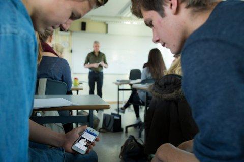 Siden midten av 1990-tallet har statistikken over frafall ligget på rundt 30 prosent av ungdomskullene.