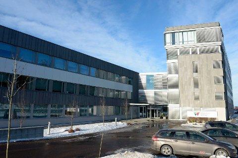 MÅ NEDBEMANNE YTTERLIGERE: Wood Group Norway, med hovedkontor på Fokserød, har måttet si opp ti ansatte som en følge av nedgangen i oljebransjen og for få store oppdrag.