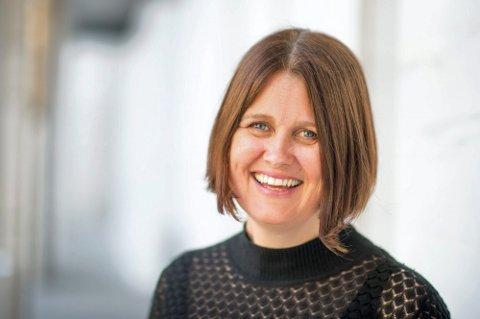 NY TOPPSJEF: Hege Farnes Hildrum (44) blir leder for Stiftelsen Signo fra 1. september.