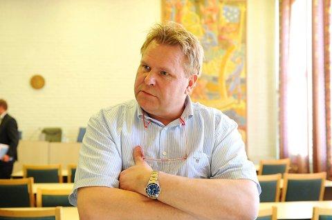 EIENDOMSKONGE: Trond Ramski svinger seg opp på Kapitals årlige riking-liste.