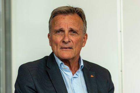 NYE TIDER: – Nå er det svært viktig for alle arbeidssøkere å se etter muligheter og tenke nytt, sier Terje Tønnessen, direktør ved Nav Vestfold og Telemark.