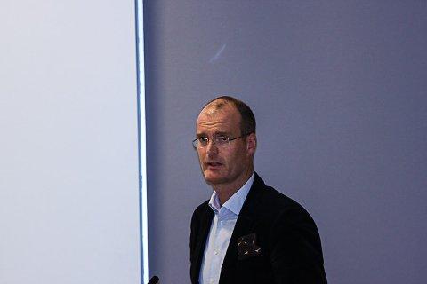 Venstres Martin Apenes.