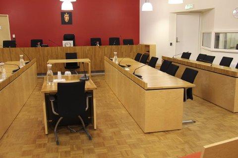 Vedtok dommen: I Follo tingrett vedtok Drøbak-mannen dommen etter kjøring i ruset tilstand.