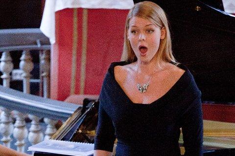 Minnes: Sopranen Ina Kringlebotn døde alt for tidlig, bare 32 år gammel.