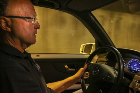Ordfører i Frogn, Thore Vestby, har engasjert seg i Frogntunnelen. Han lover å jobbe for strakstiltak i tunnelen.