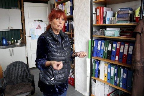 Eva Johansen har kommet seg etter det frekke innbruddet natt til lørdag 19. desember. Nå ser hun fram til 2021 og nye muligheter.