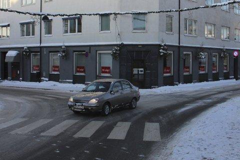 Til salgs: Torggata 6 er til salgs, og i den forbindelse kommer Drøbak by med visjonære ønsker.Begge foto: Ole Jonny Johansen