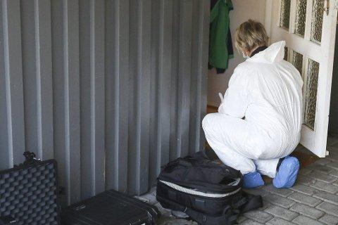 Kvinnen ble drept i sin egen bolig i november 2015. Mandag starter drapssaken i Follo tingrett.